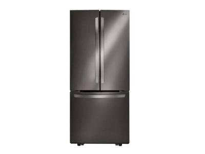 "30"" LG 21.8 cu.ft. Capacity French Door Refrigerator  - LRFNS2200D"