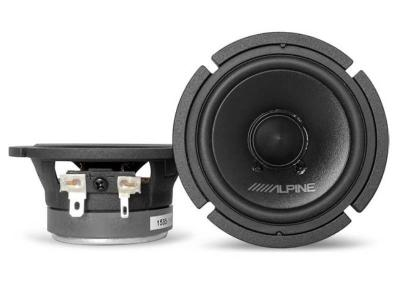 Alpine 3-Inch Midrange Component Speakers - 30MC