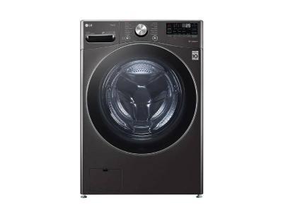 "27"" LG 5.2 cu.ft. Capacity AI Front Load Washer - WM4100HBA"
