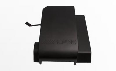 Alpine Pre-Loaded 10-Inch Subwoofer for Jeep Wrangler JKU - SBV-10-WRA