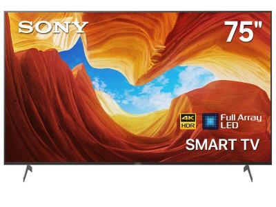 "75"" Sony XBR75X900H X900H Series Full Array LED 4K UHD HDR Smart TV"