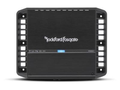Rockford Fosgate Punch 300 Watt Full-Range Mono Amplifier - P300X1