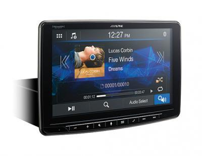 "9"" Alpine Halo9  Apple CarPlay and Android Auto - ILX-F259"