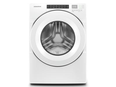 """27"""" Amana 5.0 Cu. Ft. I.E.C. Energy Star Qualified Front Load Washer - NFW5800HW"""