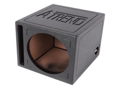 Atrend 12 Inch Coated Sprayliner Single Slammer Vented Enclosure - TL-12SV