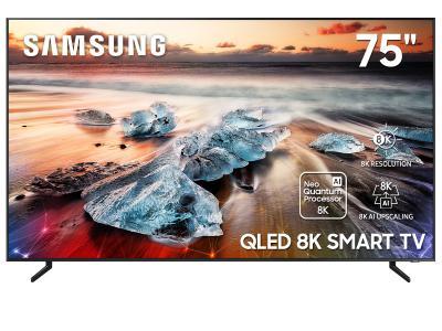 "75"" Samsung QN75Q900RBFXZC Q900 QLED Smart 8K UHD TV"