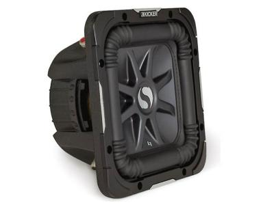 Kicker L7 Series 8 Inch Subwoofer With Dual 4-Ohm Voice Coils - 11S8L74