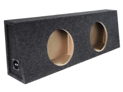 Atrend 12 Inch Dual Truck Sealed Enclosure - E12DT