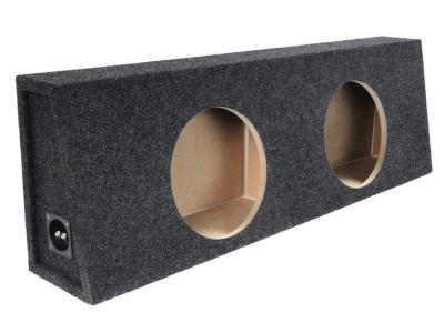 Atrend 10 Inch Dual Truck Sealed Enclosure - E10DT