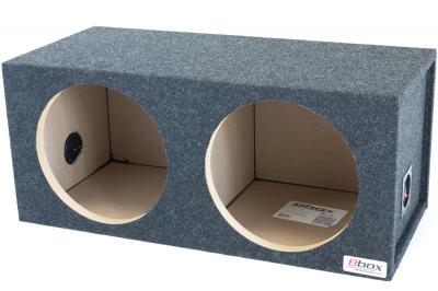 Atrend 12 Inch Dual Sealed Enclosure - E12D