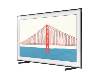 """75"""" Samsung QN75LS03AAFXZC Frame QLED 4K Smart TV"""