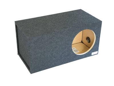 Atrend 12 Inch Single SPL Vented Enclosure - 12LSV