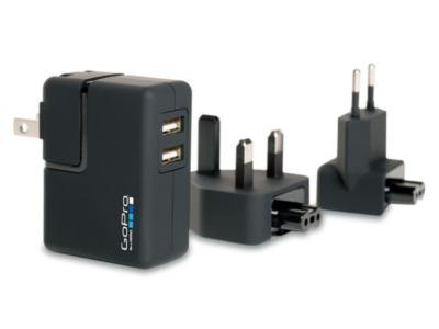 GoPro Wall Charger For GoPro Cameras - AWALC-001