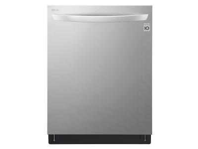 LG Top Control Dishwasher with QuadWash and EasyRack Plus - LDT5665ST