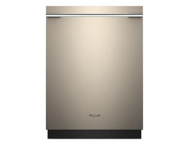 """24"""" Whirlpool Contemporary Design. Smart Dishwasher with Contemporary Handle - WDTA75SAHN"""