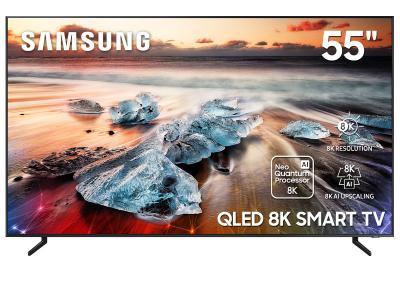 "55"" Samsung QN55Q900RBFXZC Q900R QLED 8K Smart TV"