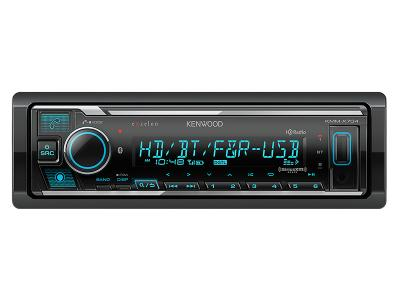 Kenwood Digital Media Receiver With Bluetooth And Dual USB - KMMX704