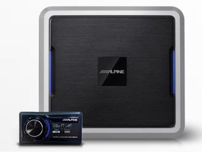 Alpine Advanced Wireless Digital Signal Processor - PXE-0850S