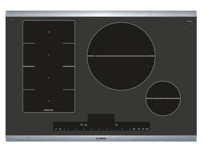 """30"""" Bosch 30 Induction Cooktop Benchmark  Series - Black - NITP068UC"""