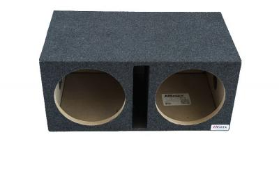 Atrend 12 Inch Dual Vented Shared Enclosure - E12DSV