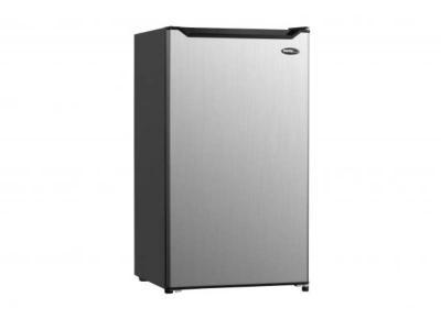 """19"""" Danby Diplomat 4.4 cu. ft. Capacity Compact Refrigerator - DCR044B1SLM"""