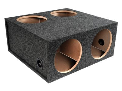 Atrend 15 Inch Four Hole With 2 Front And 2 Top Sealed Subwoofer Enclosure - E15BB