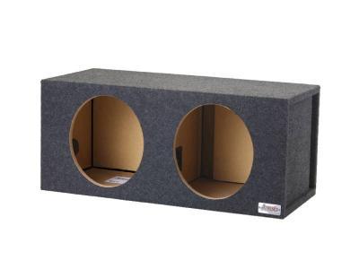 Atrend Alpine 10 Inch Dual Slot Vented Enclosure - 10DVN