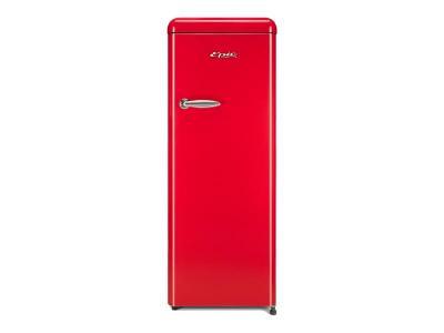 """22"""" Epic 9 Cu.ft Capacity Retro All-Refrigerator in Red - ERAR88RED"""