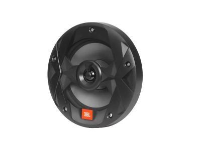 JBL Two-Way Marine Audio Multi-Element Speaker with RGB lighting in Black - MS8LB