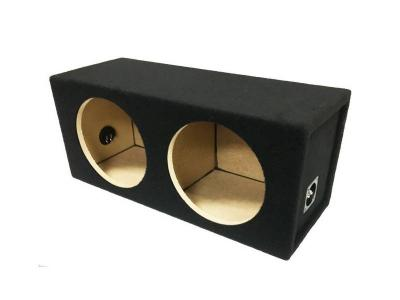 Atrend 12 Inch  Dual Sealed XO Specific Subwoofer Enclosure - 12DQSAB