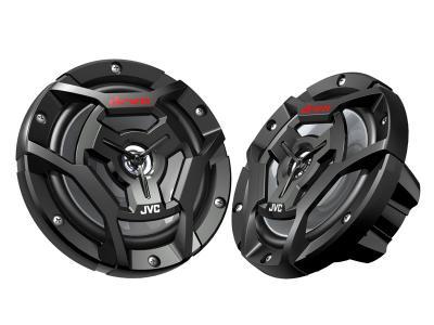 "JVC 6-1/2"" 2-Way Coaxial Speakers Black CS-DR6200M"