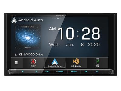 Kenwood Navigation DVD Receiver with Bluetooth And HD Radio - DNX997XR