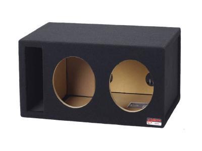 Atrend 10 Inch Digital Designs Dual Vented Enclosure - 10DQVDD