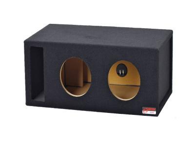 Atrend 8 Inch  Digital Designs Dual Vented Enclosure - 8DQVDD