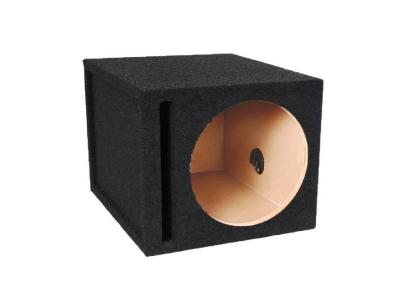 Atrend 12 Inch Single Vented Compatible with Kenwood W112S & W120 Enclosure - 12KSQV