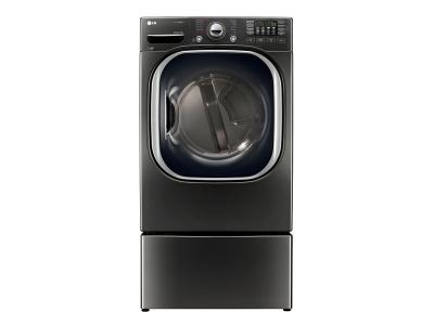 LG 7.4 cu.ft. Ultra Large Capacity TurboSteam Electric Dryer DLEX4370K