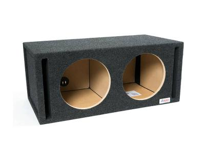 Atrend JL Audio 12 Inch JL Dual Vented Enclosure - 12JLX3DV