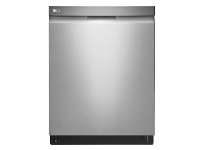 """24"""" LG Smudge Resistant Top Control Dishwasher  - LDP6797SS"""