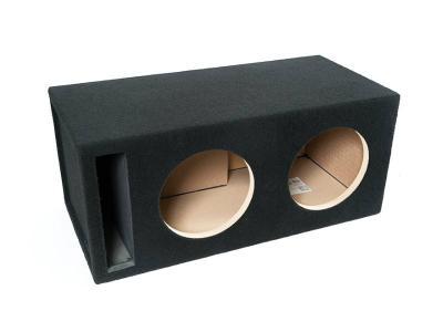 Atrend Memphis Audio 12 Inch Dual Vented Enclosure - 12DV-MOJO