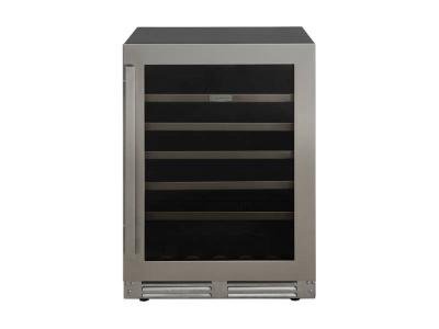 """24"""" Marathon Built-in Convertible Beverage & Wine Cooler in Stainless Steel - MBWC56-SS"""