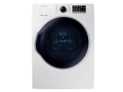 "24"" Samsung 4.0 Cu. Ft. Electric Dryer With Sensor Dry Function - DV22K6800EW"