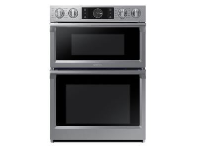 """30"""" Samsung Combi Double Oven With Power Convection - NQ70M7770DS"""
