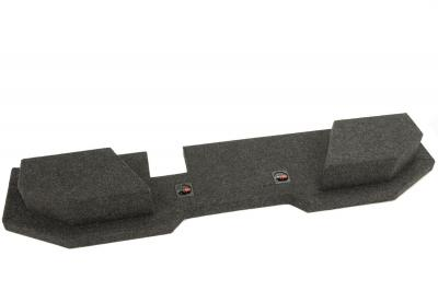 Atrend Dual 12 Inch Sealed Carpeted Subwoofer Enclosure - A202-12CP
