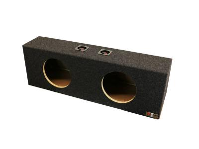 Atrend Dual 10 Inch Sealed Carpeted Subwoofer Enclosure - CC210