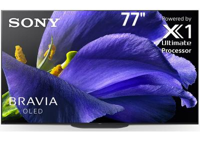 """77"""" Sony XBR77A9G OLED HDR 4K UHD Smart TV (ANDROID TV)"""