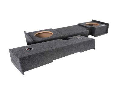 Atrend Dual 12 Inch Sealed Carpeted Subwoofer Enclosure - A302-12CP