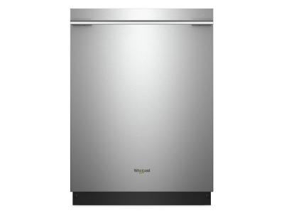 """24"""" Whirlpool Smart Dishwasher With Contemporary Handle - WDTA75SAHZ"""