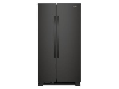 """33"""" Whirlpool Side-by-Side Refrigerator - 22 cu. ft. WRS312SNHB"""