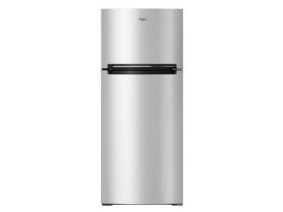 """28"""" Whirlpool 18 Cu. Ft. Refrigerator Compatible With The EZ Connect Icemaker Kit - WRT518SZFG"""