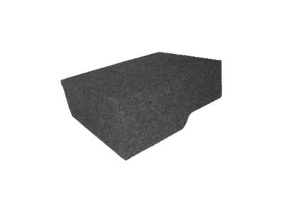 Atrend Single 10 Inch Sealed Carpeted Subwoofer Enclosure - A301-10CP